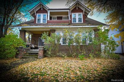 Residential for sale in 362 N JOHNSON Street, Pontiac, MI, 48342