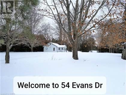 Single Family for sale in 54 EVANS Drive, Kawartha Lakes, Ontario