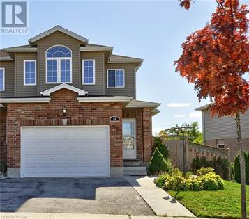 Single Family for sale in 18 FITZGERALD Drive, Cambridge, Ontario, N1T0B2