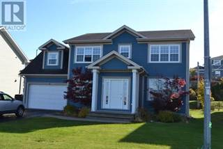 Single Family for rent in 7 Stonebridge Place, St. John's, Newfoundland and Labrador, A1A5W7