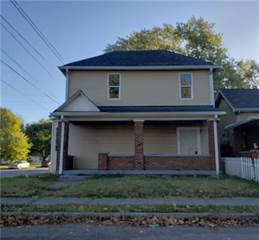 Single Family for sale in 501 Saint Paul Street, Indianapolis, IN, 46203