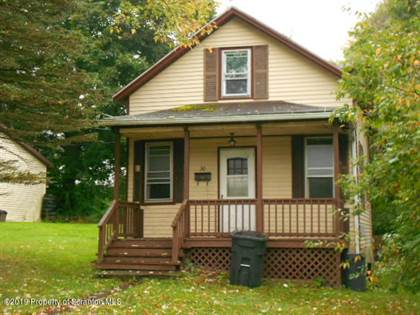 Residential for sale in 30 & 38 Lunny Ct, Carbondale, PA, 18407