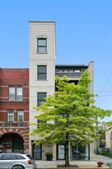 Condo en venta en 744 North May Street 3P, Chicago, IL, 60642