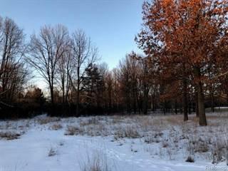 Land for sale in 4624 SUSAN Drive, Highland, MI, 48357