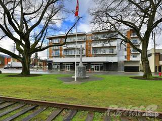 Condo for sale in 15 Canada Ave 403, Duncan, British Columbia