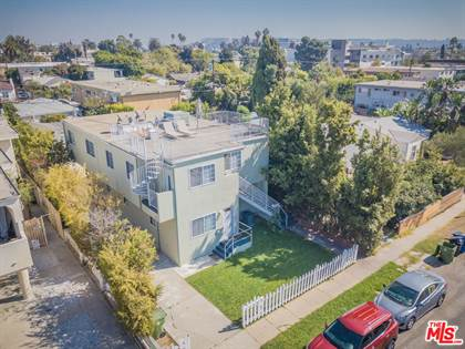 Multifamily for sale in 3652 Veteran Ave, Los Angeles, CA, 90034