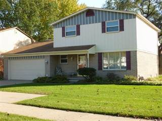 Single Family for sale in 38381 5 Mile Road, Livonia, MI, 48154