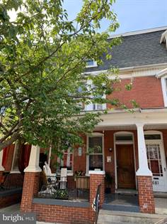 Residential Property for sale in 679 WALLACE STREET, York, PA, 17403