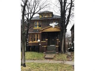 Single Family for sale in 8320 TOWNSEND, Detroit, MI, 48213