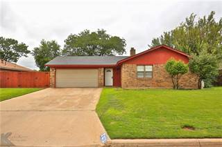 Single Family for sale in 4434 Carrie Ann Lane, Abilene, TX, 79606