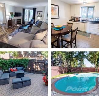Condominium for sale in 64 Oakview DRIVE, Regina, Saskatchewan, S4R 0E4