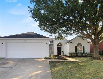Residential Property for sale in 718 Gentry Drive, Arlington, TX, 76018
