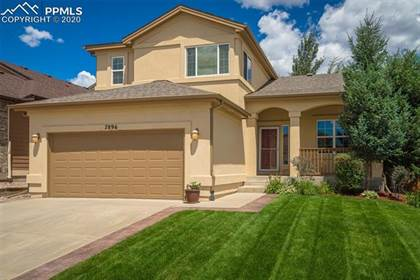 Residential for sale in 7896 Steward Lane, Colorado Springs, CO, 80922