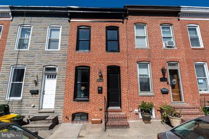 Residential Property for sale in 1620 CLARKSON STREET, Baltimore City, MD, 21230