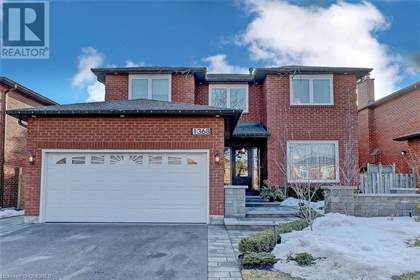 Single Family for sale in 1368 BISHOPSTOKE Way, Oakville, Ontario, L6J7A7
