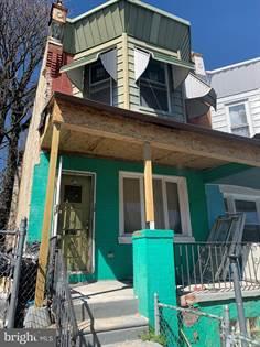 Residential Property for sale in 5956 N BEECHWOOD STREET, Philadelphia, PA, 19138