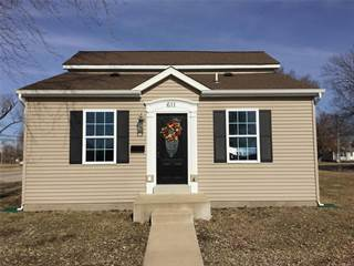 Single Family for sale in 611 West Franklin, Owensville, MO, 65066