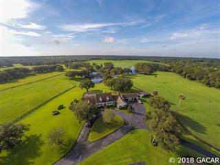Single Family for sale in 20925 NW 100TH AVENUE Road, Micanopy, FL, 32667