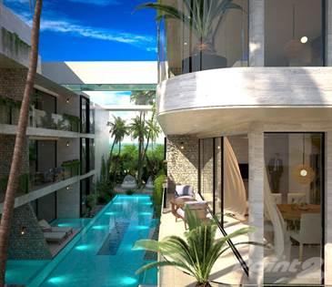 For Sale: 1Bdr Luxury Apartments, Aldea Zama !, Tulum, Quintana Roo - More  on POINT2HOMES com