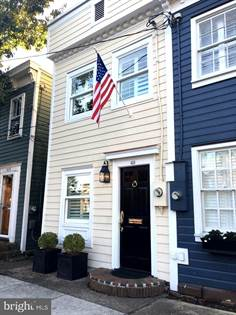 Residential Property for sale in 418 GIBBON STREET, Alexandria, VA, 22314