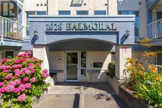 Single Family for sale in 1028 Balmoral Rd 405, Victoria, British Columbia, V8T1A8