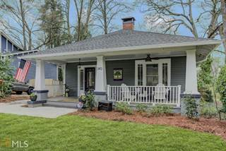 Single Family for sale in 343 Second Ave, Decatur, GA, 30030