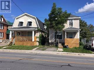 Multi-family Home for sale in 243-245 COLEMAN STREET, Belleville, Ontario, K8P3H8