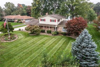 Residential Property for sale in 4844 WOODMIRE Drive, Greater Sterling Heights, MI, 48316