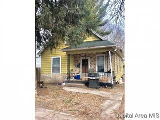 Single Family for sale in 1216 N 14TH ST, Springfield, IL, 62702