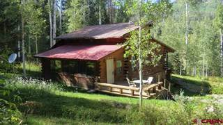 Single Family for sale in 242 COLUMBINE, Pagosa Springs, CO, 81130