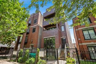 Condo for sale in 2117 West Gladys Avenue 2, Chicago, IL, 60612