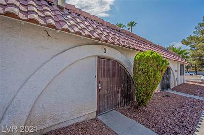 Residential Property for sale in 808 Mantis Way 3, Las Vegas, NV, 89110