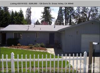 Residential Property for sale in 129 DORIS DR, GV  .110A, Grass Valley, CA, 95945