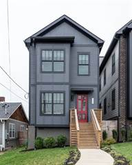 Single Family for sale in 1310A Stainback Ave, Nashville, TN, 37207