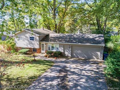 Residential Property for sale in 1560 Peterson Street, West Bloomfield, MI, 48324