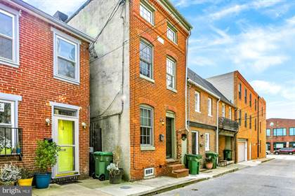 Residential Property for sale in 109 E CHURCHILL STREET, Baltimore City, MD, 21230