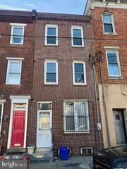Townhouse for sale in 2122 E DAUPHIN STREET, Philadelphia, PA, 19125