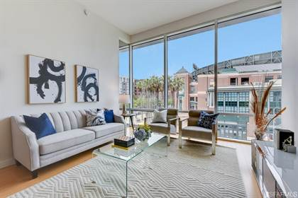 Residential Property for sale in 207 King Street 414, San Francisco, CA, 94107