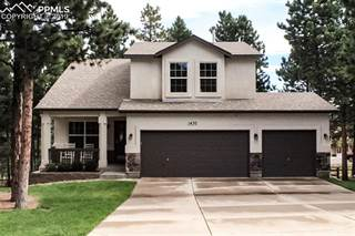 Single Family for sale in 1430 Evergreen Heights Drive, Woodland Park, CO, 80863