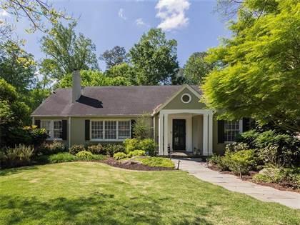 Residential Property for sale in 469 E Wesley Road NE, Atlanta, GA, 30305