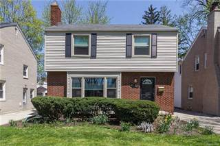 Single Family for sale in 1614 BOURNEMOUTH Road, Grosse Pointe Woods, MI, 48236