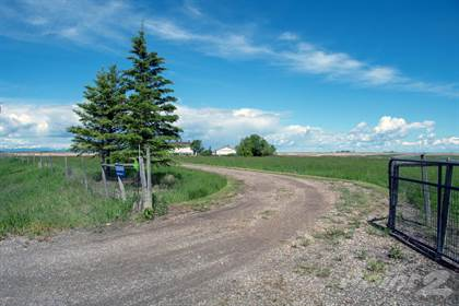 Residential Property for sale in 136060 658 Ave East, Rural Foothills County, Alberta