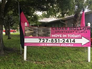 Apartment for rent in 7311 Cedar Court, St. Petersburg, FL, 33702