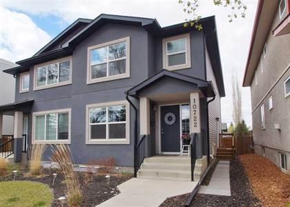 Single Family for sale in 10722 72 AV NW, Edmonton, Alberta, T6E1A1