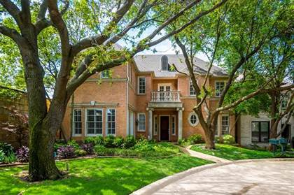 Residential Property for sale in 11911 Edgestone Road, Dallas, TX, 75230
