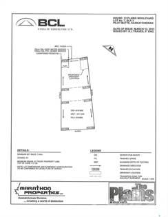 Lots And Land for sale in 13 Plains BOULEVARD, Pilot Butte, Saskatchewan, S0G 3Z0