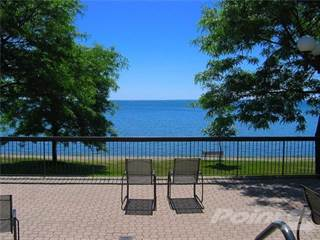 Apartment for sale in 2180 Marine Drive, Oakville, Ontario