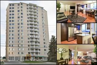 Condo for sale in 12141 Jasper Avenue, Edmonton, Alberta, T5N 3X8
