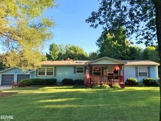 Single Family for sale in 4090 Hunters Creek Rd, Greater Attica, MI, 48455