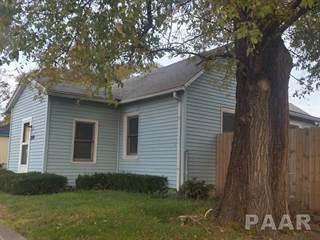 Single Family for sale in 1200 S 2ND Street, Pekin, IL, 61554